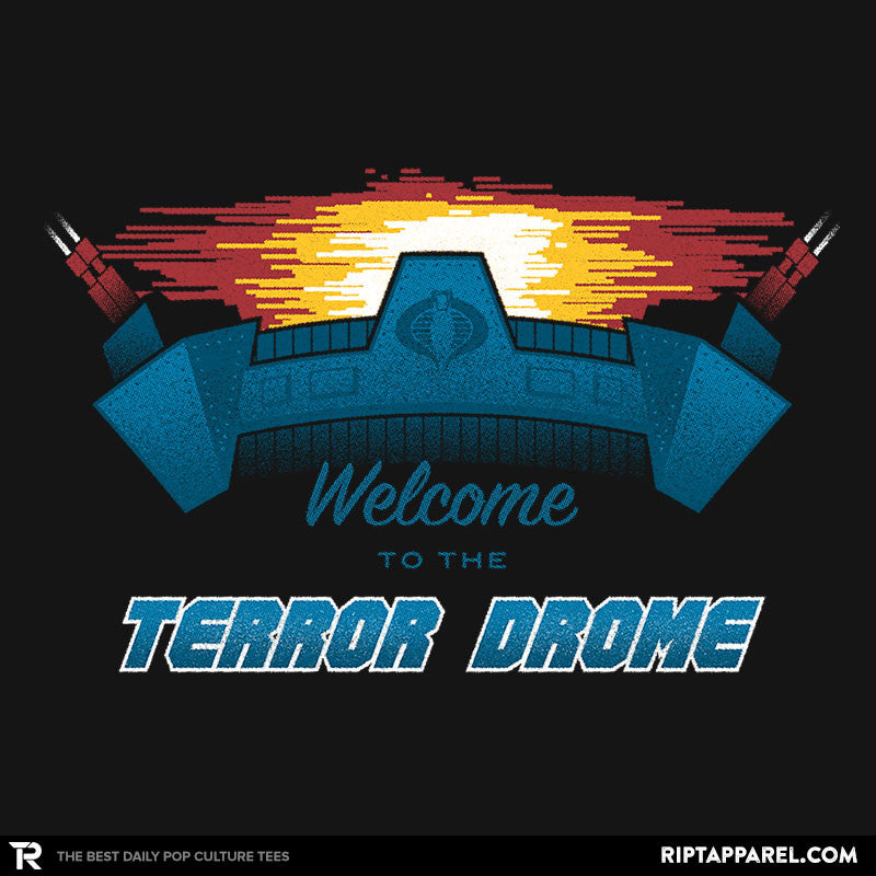 Welcome to the Terror Drome - Collection Image - RIPT Apparel
