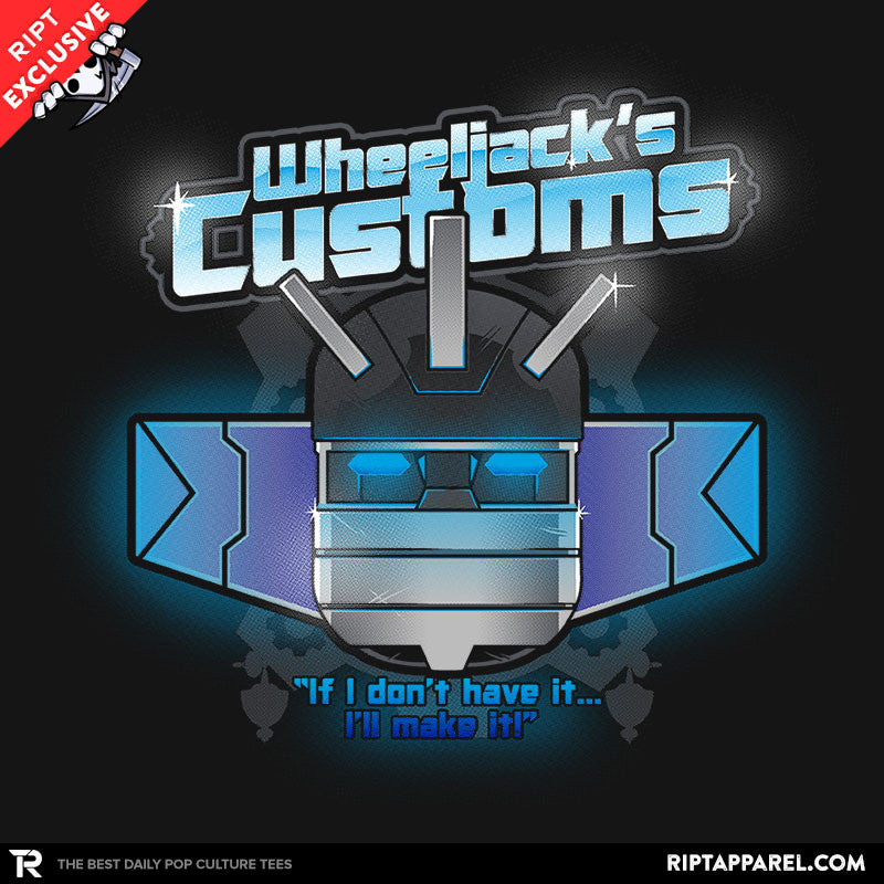 Wheeljack's Customs - Collection Image - RIPT Apparel
