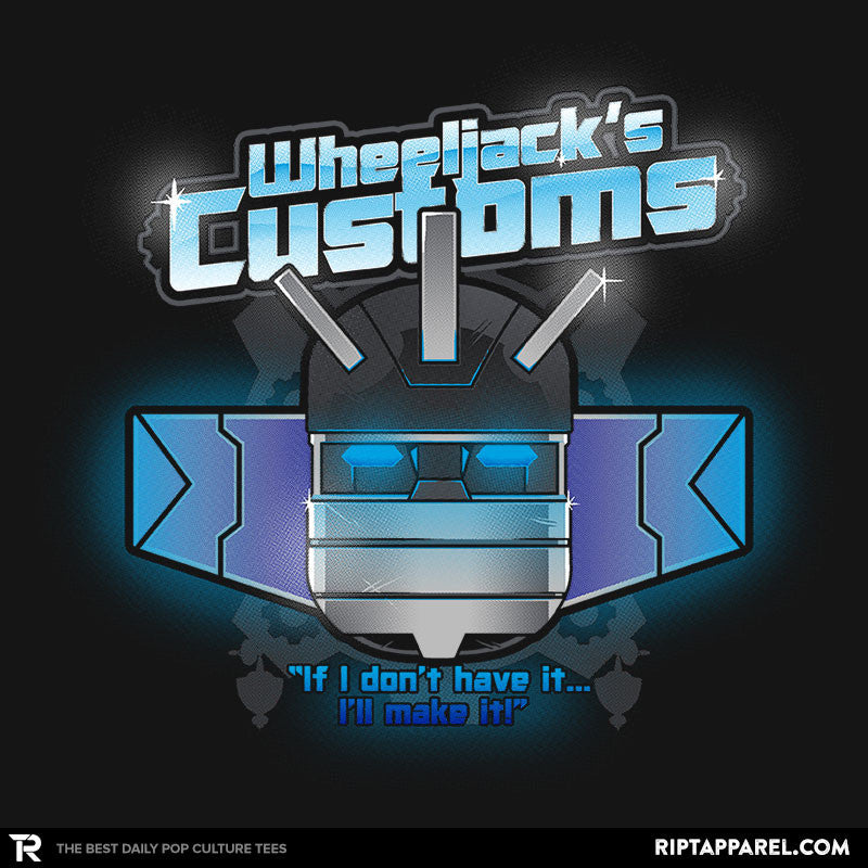 Wheeljack's Customs Exclusive - RIPT Apparel
