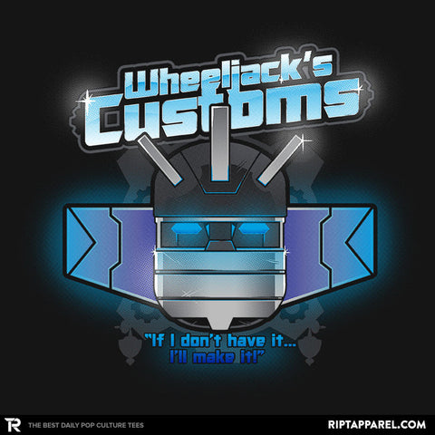 Wheeljack's Customs Exclusive