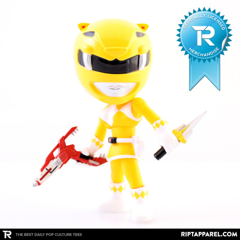 Yellow Ranger 3