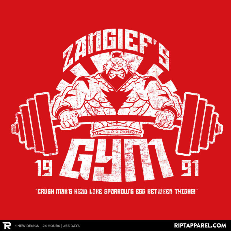 Zang's Gym - RIPT Apparel