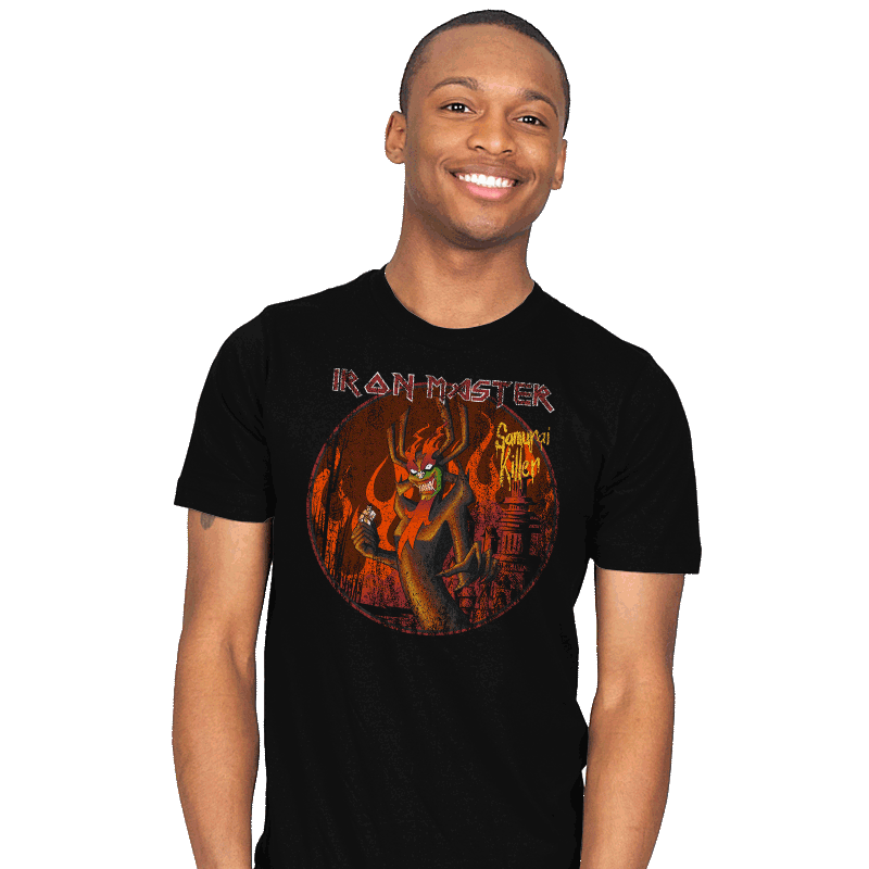 Samurai Killer - Mens - T-Shirts - RIPT Apparel