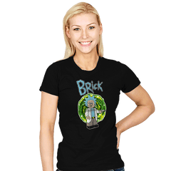 Brick Sanchez - Womens - T-Shirts - RIPT Apparel