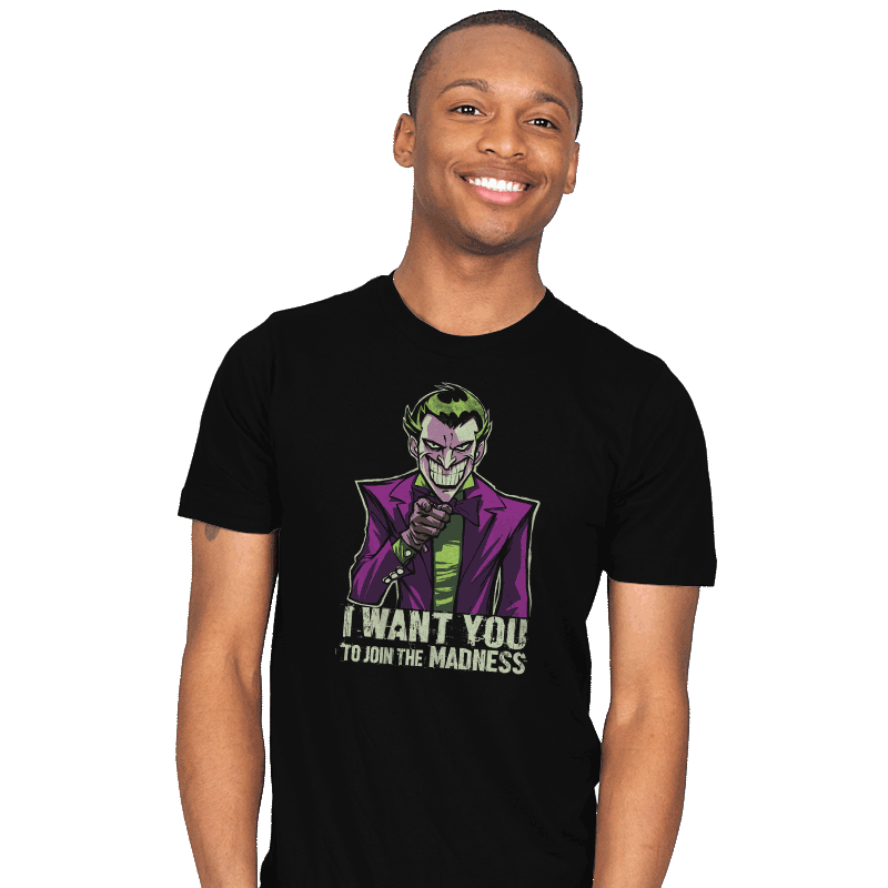 He Wants You - Mens - T-Shirts - RIPT Apparel