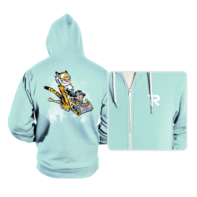 Jasmine and Rajah - Hoodies - Hoodies - RIPT Apparel