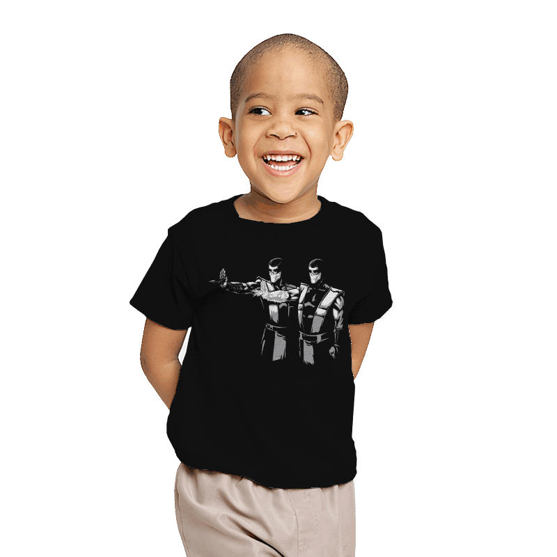 Pulp Ninjas - Youth - T-Shirts - RIPT Apparel