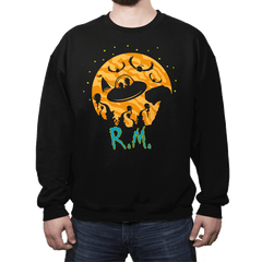 The Extraterrestrials - Crew Neck - Crew Neck - RIPT Apparel