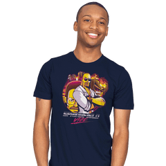 Springfield Vice - Mens - T-Shirts - RIPT Apparel