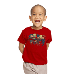 Super BFFs - Youth - T-Shirts - RIPT Apparel