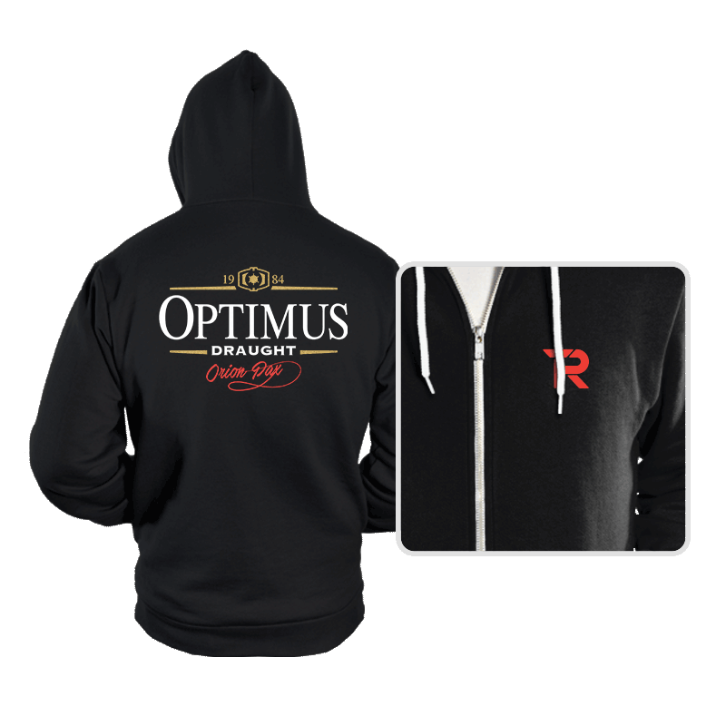 Optimus Draught - Hoodies - Hoodies - RIPT Apparel