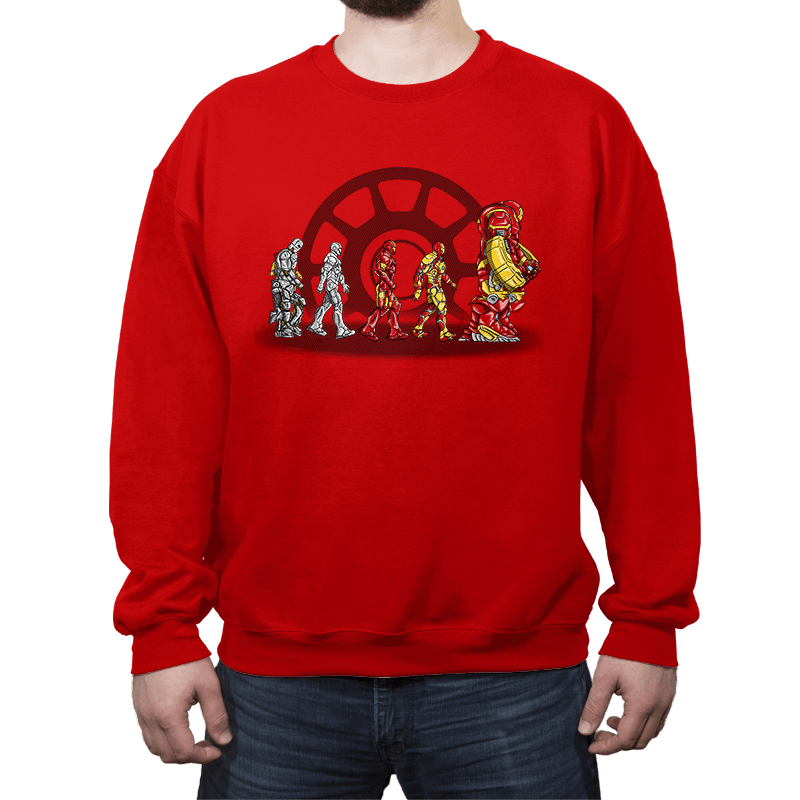 Iron Age - Crew Neck - Crew Neck - RIPT Apparel