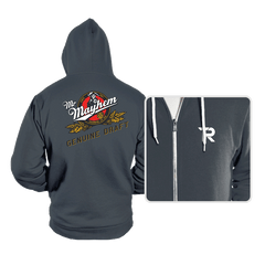 Mayhem Genuine Draft - Hoodies - Hoodies - RIPT Apparel