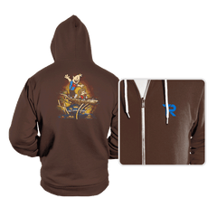 Sloth & Chunk - Hoodies - Hoodies - RIPT Apparel
