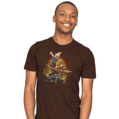 Sloth & Chunk - Mens - T-Shirts - RIPT Apparel
