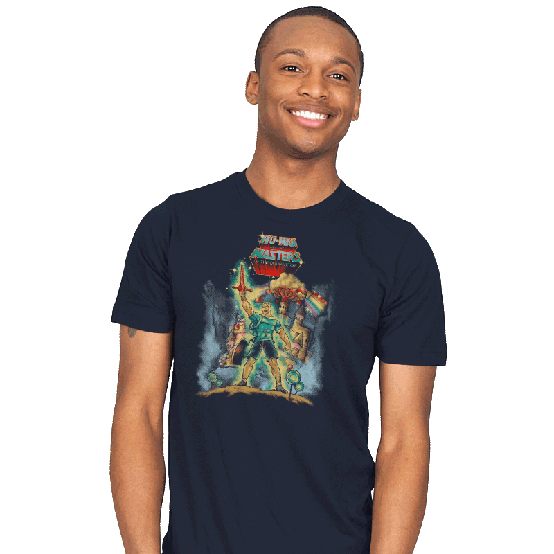 Masters of the Oooniverse - Mens - T-Shirts - RIPT Apparel