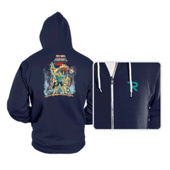 Masters of the Oooniverse - Hoodies - Hoodies - RIPT Apparel
