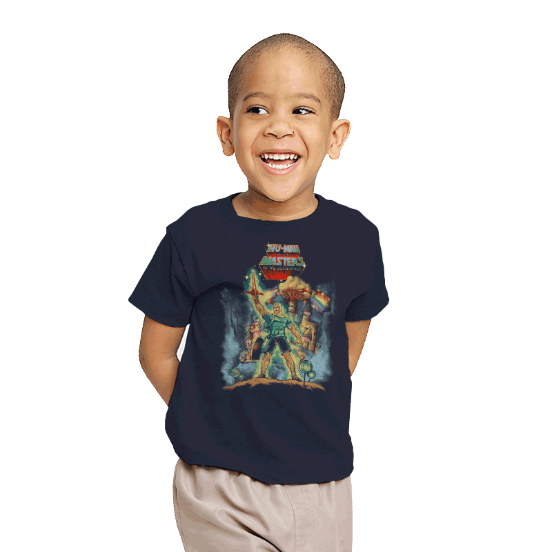 Masters of the Oooniverse - Youth - T-Shirts - RIPT Apparel
