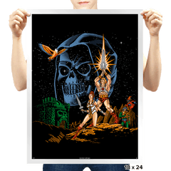 Star Masters - Prints - Posters - RIPT Apparel