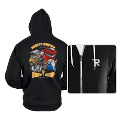 Mighty Body Shop - Hoodies - Hoodies - RIPT Apparel