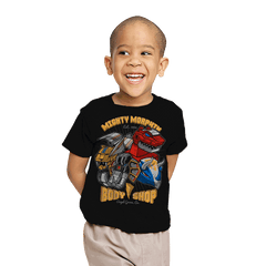 Mighty Body Shop - Youth - T-Shirts - RIPT Apparel