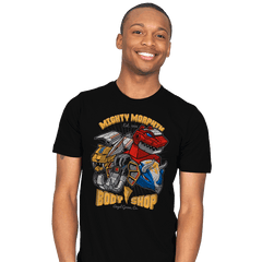 Mighty Body Shop - Mens - T-Shirts - RIPT Apparel