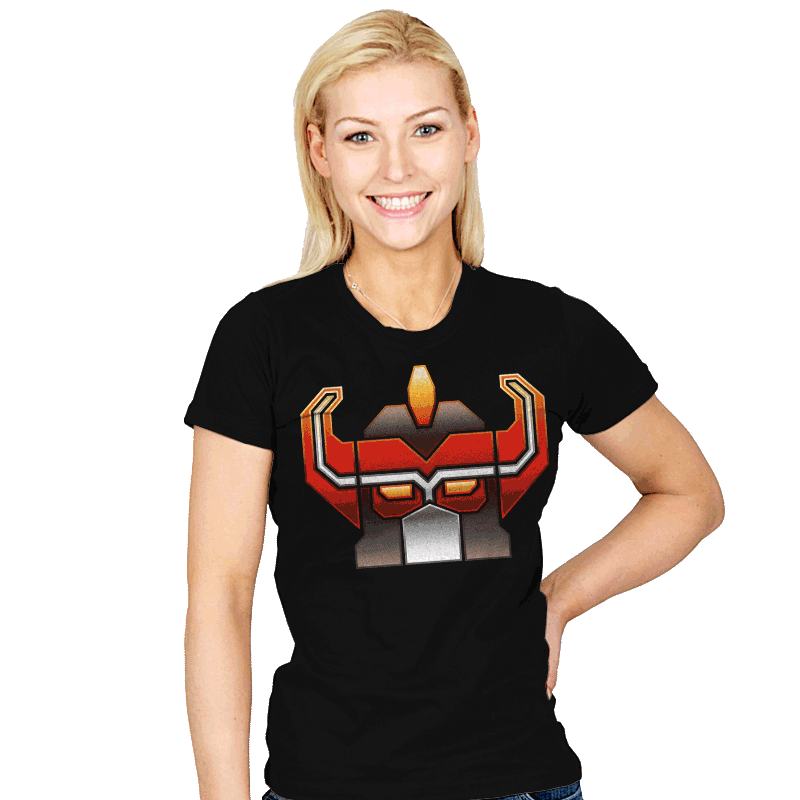 Zordformers - Womens - T-Shirts - RIPT Apparel