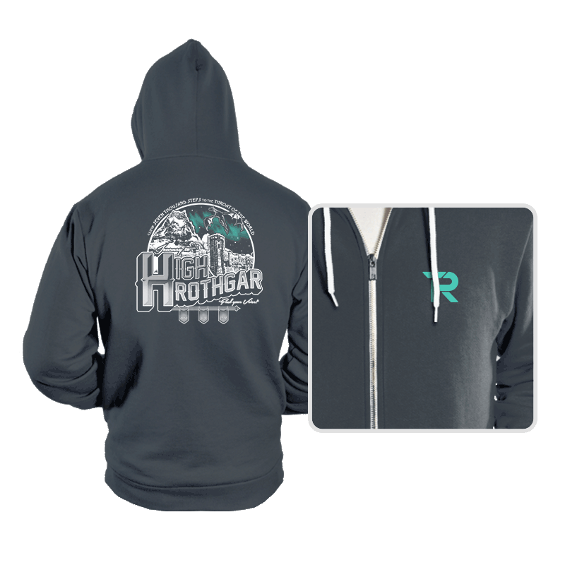 Throat of the World - Hoodies - Hoodies - RIPT Apparel