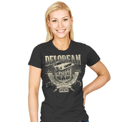 OUTATIME - Womens - T-Shirts - RIPT Apparel