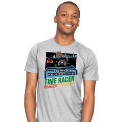 Time Racer - Mens - T-Shirts - RIPT Apparel