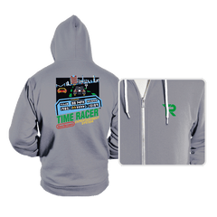 Time Racer - Hoodies - Hoodies - RIPT Apparel