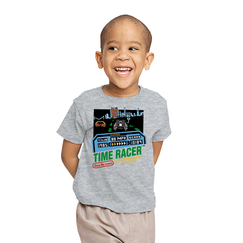 Time Racer - Youth - T-Shirts - RIPT Apparel