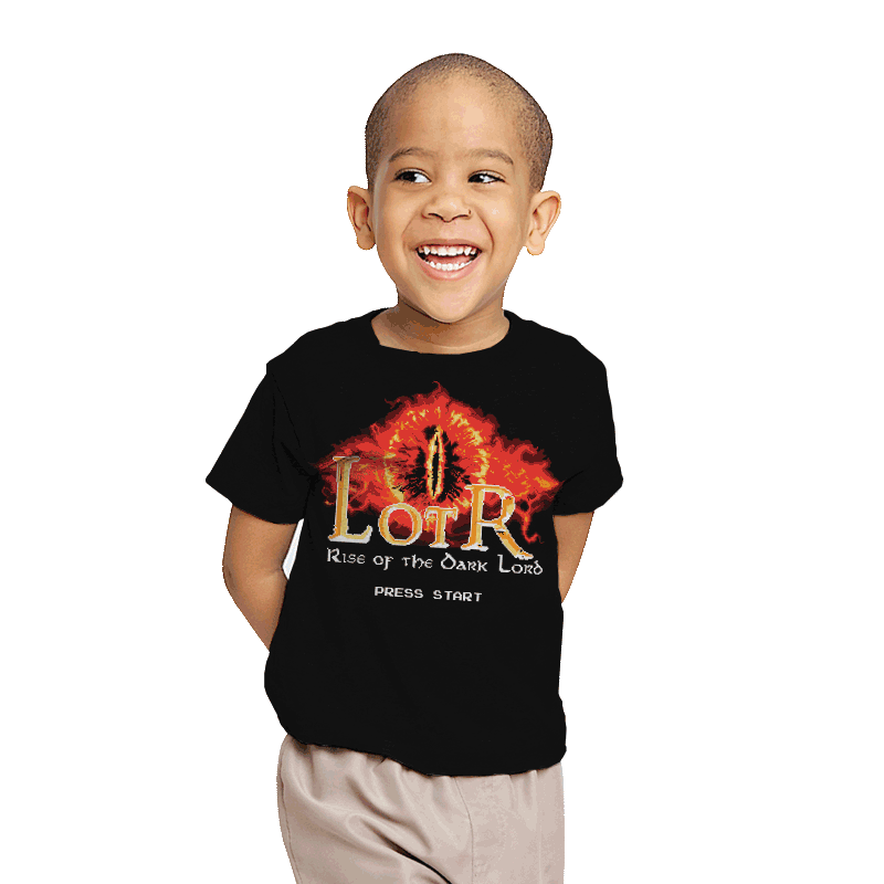 Rise of the Dark Lord - Youth - T-Shirts - RIPT Apparel