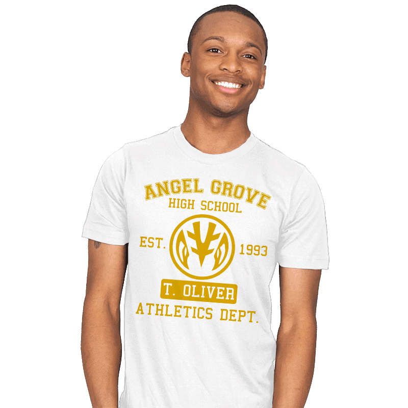 White Team - Mens - T-Shirts - RIPT Apparel