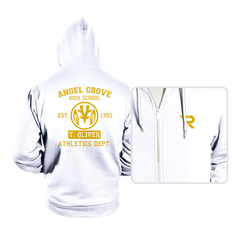 White Team - Hoodies - Hoodies - RIPT Apparel