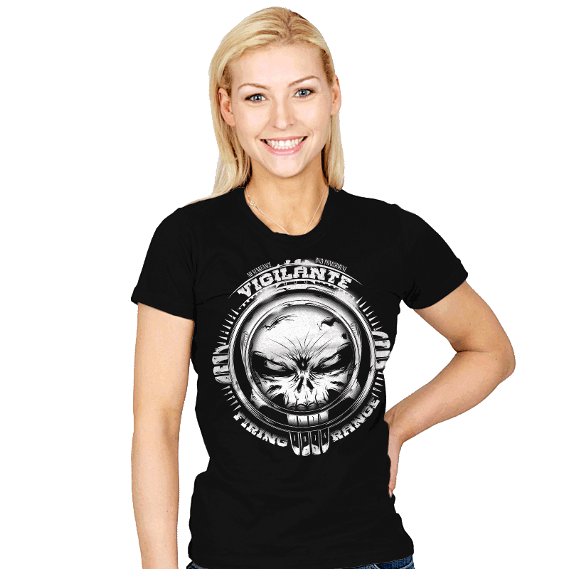 Firing Range - Womens - T-Shirts - RIPT Apparel