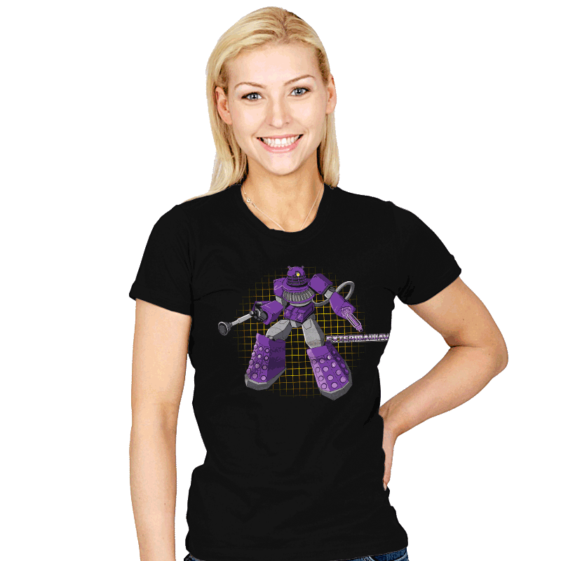 Extermawave - Womens - T-Shirts - RIPT Apparel