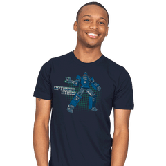 Optimus Time - Mens - T-Shirts - RIPT Apparel