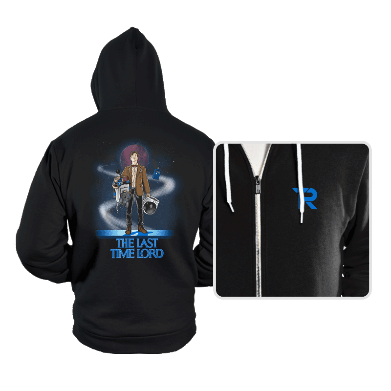The Last Time Lord - Hoodies - Hoodies - RIPT Apparel