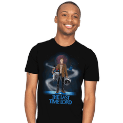 The Last Time Lord - Mens - T-Shirts - RIPT Apparel