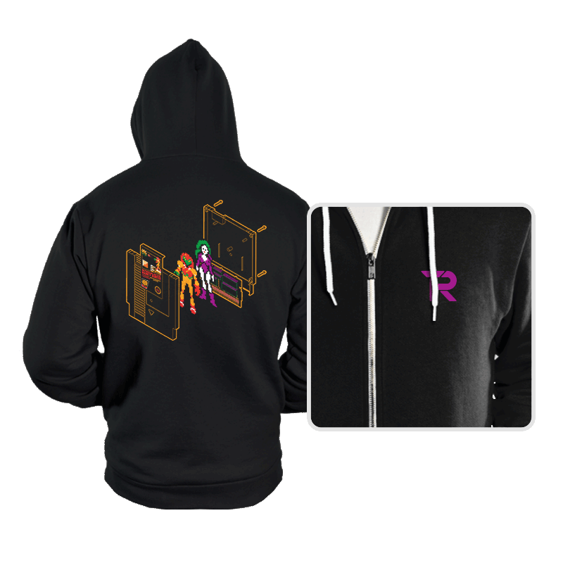 Blueprint Bounty Hunter - Hoodies - Hoodies - RIPT Apparel