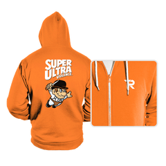 Super Ultra Violence - Hoodies - Hoodies - RIPT Apparel