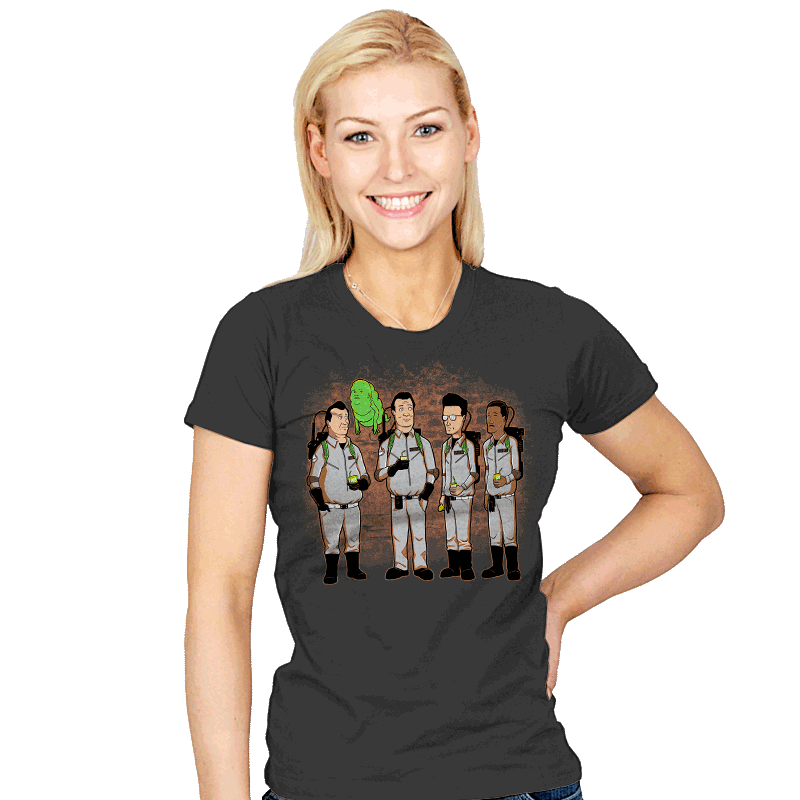 King of the Firehouse - Womens - T-Shirts - RIPT Apparel