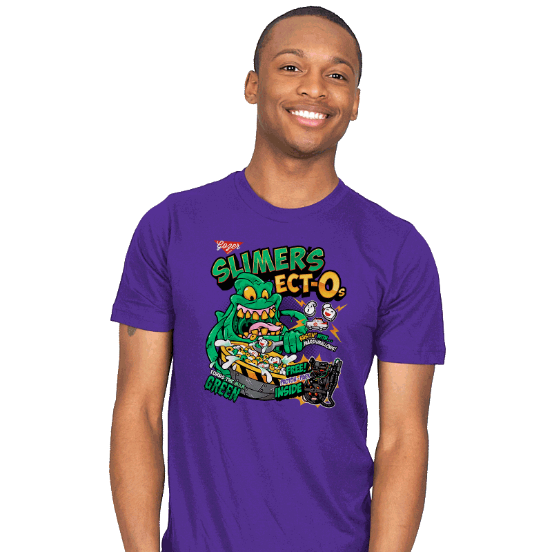 Slimer's Ect-Os - Mens - T-Shirts - RIPT Apparel