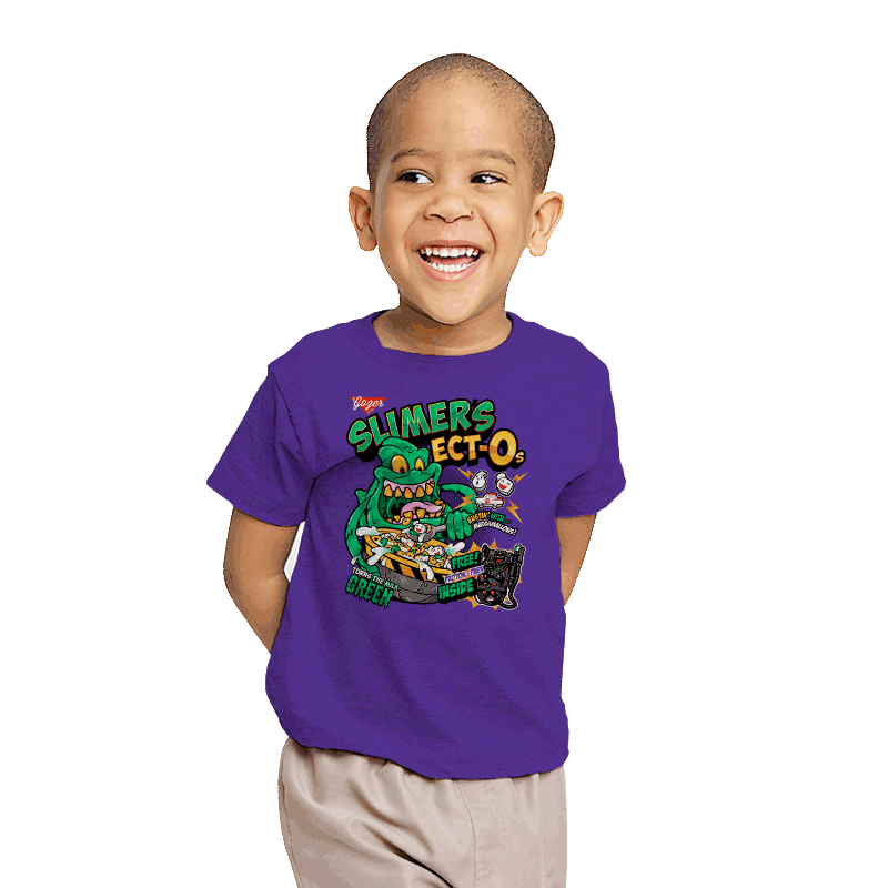 Slimer's Ect-Os - Youth - T-Shirts - RIPT Apparel