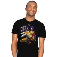 Space Huntress - Mens - T-Shirts - RIPT Apparel