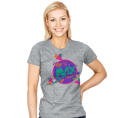 Our Favorite Restaurant - Womens - T-Shirts - RIPT Apparel