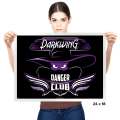 Danger Club - Prints - Posters - RIPT Apparel
