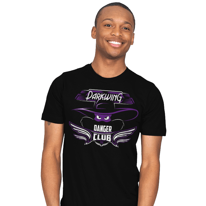 Danger Club - Mens - T-Shirts - RIPT Apparel