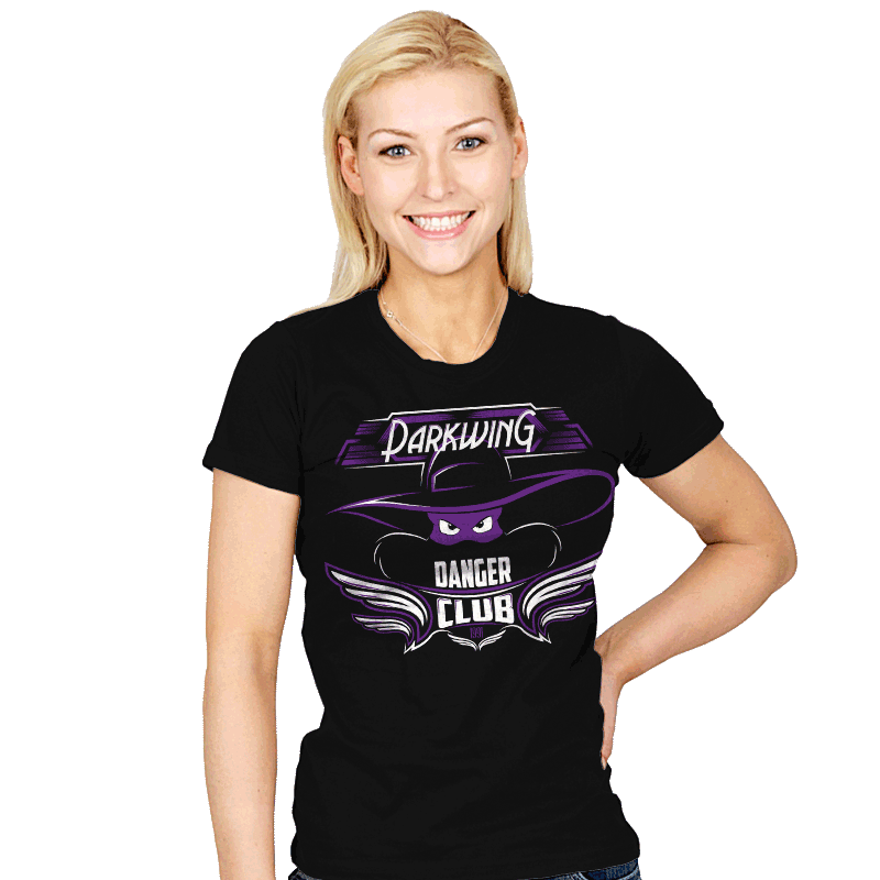 Danger Club - Womens - T-Shirts - RIPT Apparel